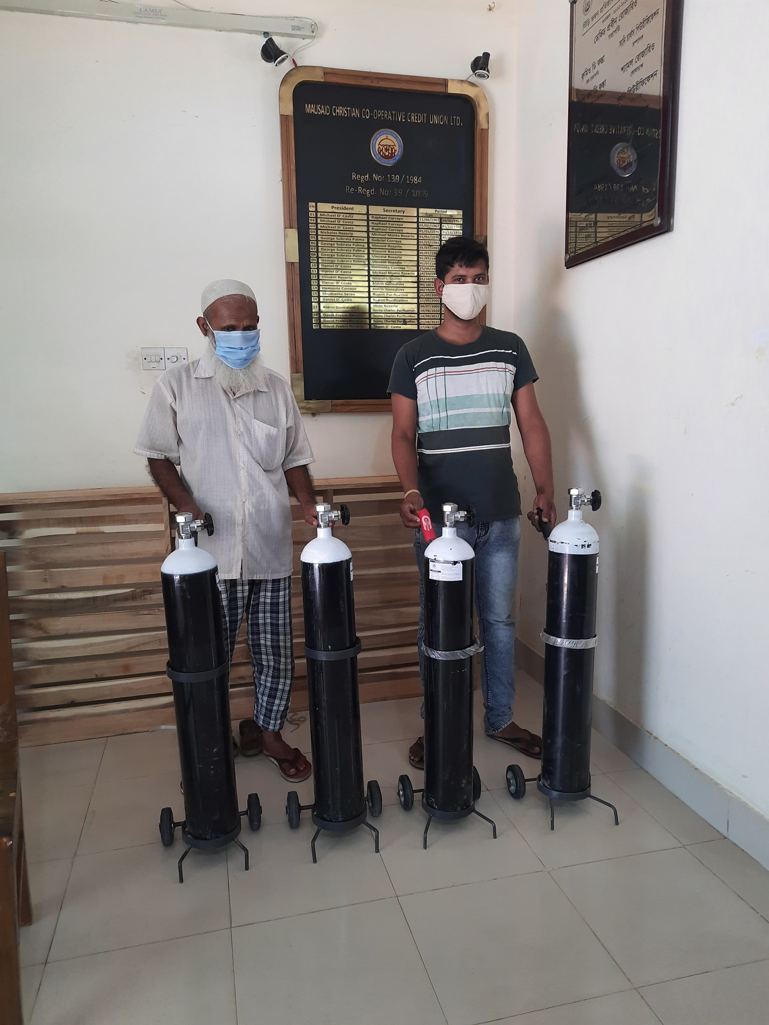 Oxygen Cylinder Home Delivery in Dhaka BD